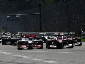イタリアGPに見たレース哲学の違い。F1で優先されるのは勝利か速さか?