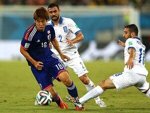 初めての世界大会を味わった124分。大迫勇也、「負けず嫌い」の逆襲。