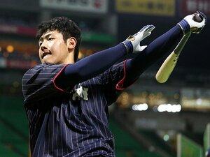 日米野球ではこのサムライに注目!岡本和真は東京五輪の主砲狙う。