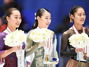 「世界選手権では4回転、完璧に」全日本制覇、紀平梨花が目指すもの。