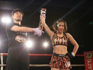 結婚とアスリートの微妙な関係。復帰組・女子格闘家たちが、強い!