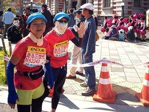 女三代、ついに本番の大阪マラソン。まさかの結果、そして驚きの発言が!