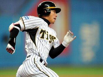 阪神タイガースが、走る走る走る!!走塁に目覚めた今年の強さは本物だ。<Number Web> photograph by NIKKAN SPORTS