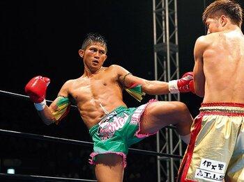 ムエタイ戦士の優勝で幕を開けた新たなK-1。~軽量級トーナメントから復活を~<Number Web> photograph by Susumu Nagao