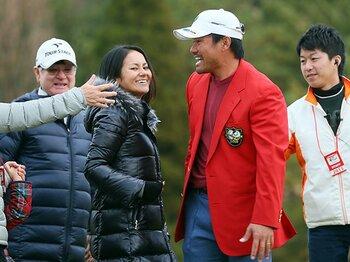 9の名言で振り返る'13年男子ツアー。「濃い」言葉が、ゴルフの魅力の1つ。<Number Web> photograph by YUTAKA/AFLO SPORT