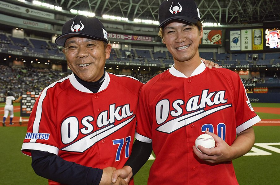 オリ新顔はT-岡田ならぬ「K-鈴木」。プロ初勝利で掴んだ自信と課題。<Number Web> photograph by Kyodo News