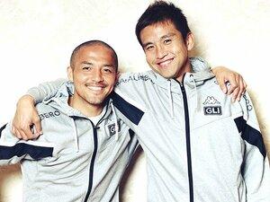 <黄金世代対談> 稲本潤一×小野伸二 「僕ら35歳のサッカー少年。」