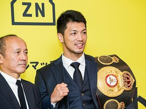 """村田諒太は王者から""""最強""""へ。WBA2位を「ノックアウトできる」。"""