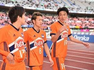 """""""DFW""""矢野貴章、今や本当のDF。レオ・シルバ後の新潟で影の番長に。"""