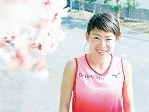 女子マラソンの新星・松田瑞生。動物的なオーラと底抜けの明るさ。