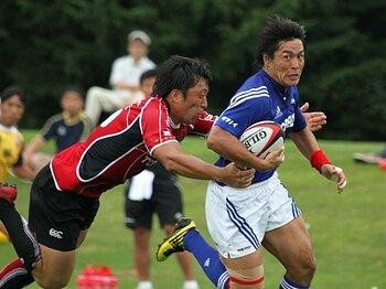 ついにトップリーグ開幕、今季は新生・神鋼に注目。~大畑大介、最後の挑戦~<Number Web> photograph by Nobuhiko Otomo