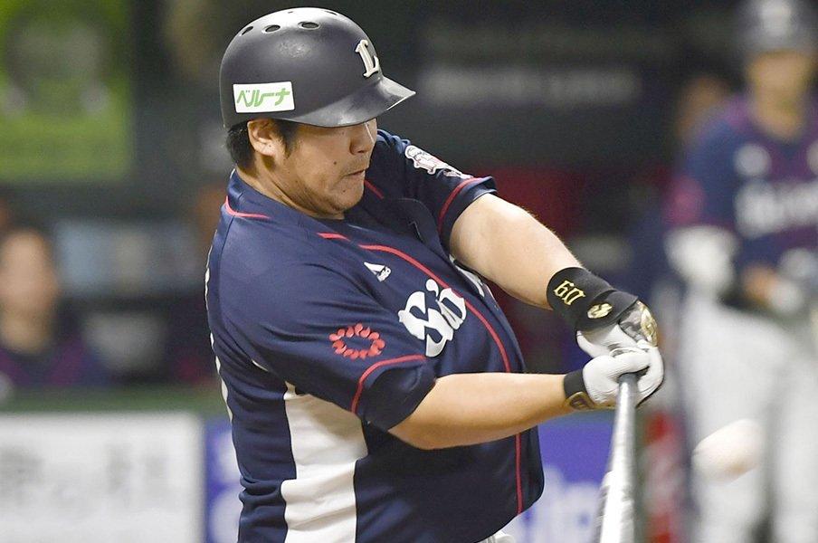 プロ野球史上最もBMIが高いのは?金やん、王さんからおかわり君まで。<Number Web> photograph by Kyodo News