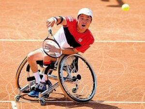 車いすテニス・国枝慎吾がナンバー1である理由。~全仏単複2冠、次は完全制覇を~