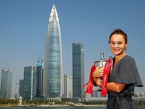 バーティに優勝賞金4億8000万円!WTAファイナルズの陰に中国マネー。