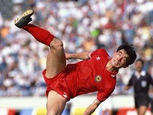 知られざる平成元年のフットボール。山田隆裕、長谷川健太が新星の頃。