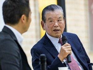 川淵三郎が相撲界の現状に物申す。「協会はその日暮らしをしている」