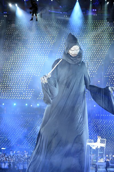 ハリー・ポッターの闇の帝王~ロンドン五輪2012~