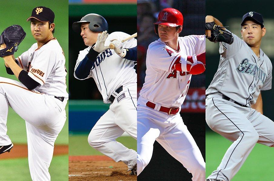 プロ野球とMLBで年間1450試合以上!野球ファンのあなたこそ、DAZNを。<Number Web> photograph by Hideki Sugiyama/Kiichi Matsumoto/Getty Images(2)