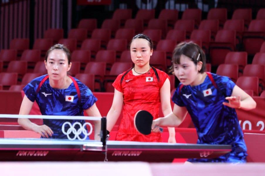 """ロンドン銀・平野早矢香に聞く""""女子団体、金メダルの可能性はある?""""「正直、中国の優位は動かない。だけど…」"""