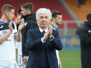 頑固な名将がセリエA最優秀監督に。ガスペリーニは師匠直系の攻撃主義。
