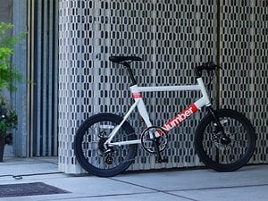 """Number BICYCLE""ってなんだ?スポーツ・ミニベロで都市を疾走!"