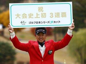 """""""いつのまにか賞金王""""の藤田寛之。本物を追い続けてきた43歳の矜持。"""