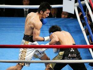 村田諒太、想像を凌駕したデビュー戦。その拳はラスベガスのメインの器だ!