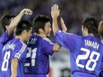 2005年W杯アジア最終予選 VSイラン戦 (2005年8月17日)<Number Web> photograph by Naoya Sanuki