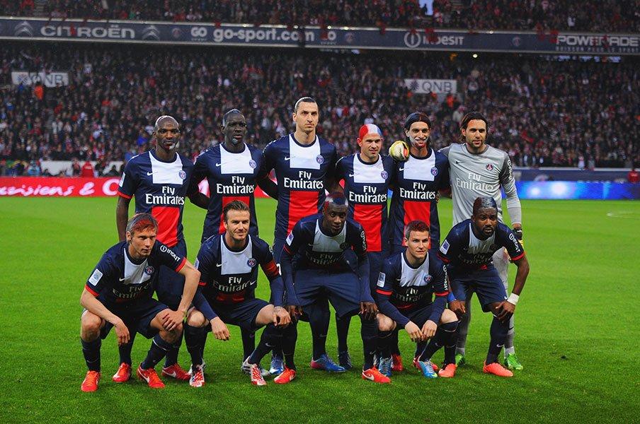 リーグアンで圧倒的強さのPSGは、なぜフランス国民に愛されない?<Number Web> photograph by Getty Images