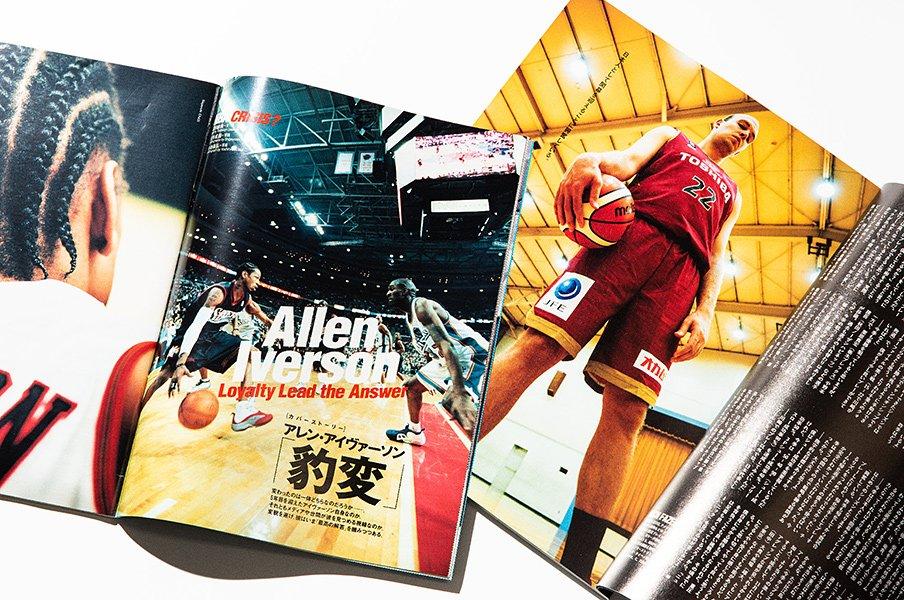 バスケの写真を撮るなら縦or横?カメラマンが語る縦位置の存在感。<Number Web> photograph by Ichisei Hiramatsu