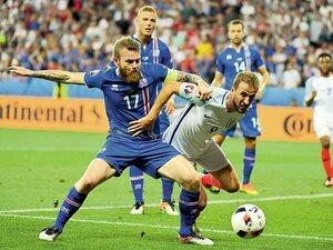 FIFAランク112位でベスト8へ下克上!アイスランド代表・グンナルソンの伝説。