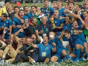 名将リッピ、カンナバーロにピルロ。イタリアW杯優勝の団結力を今こそ。