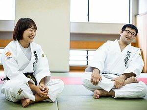 結婚を決意した廣瀬悠(パラ柔道)の真意に、松岡修造がさらに切り込む!