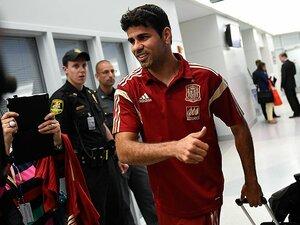 """スペインの1トップ""""1番人気""""の男。ジエゴ・コスタとティキタカの相性。"""