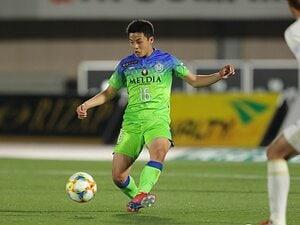 湘南・齊藤未月の褒めすぎに注意!目標はカンテ、大先輩とも言い合う。