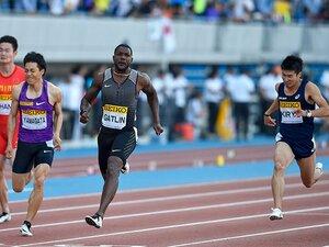 100mの奥深さを思い知った川崎GG。ガトリンに挑んだ桐生と山縣の「明暗」。
