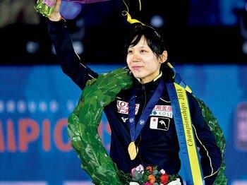 日本勢初となる2つの偉業。高木美帆が新時代の幕を開ける。~五輪でのメダルコンプリートと、世界総合優勝~<Number Web> photograph by AFLO