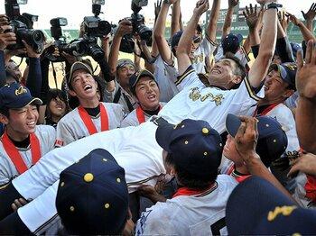 優勝を呼んだ前橋育英の「凡事徹底」。誰でもできること、誰よりも続けること。 <Number Web> photograph by Hideki Sugiyama
