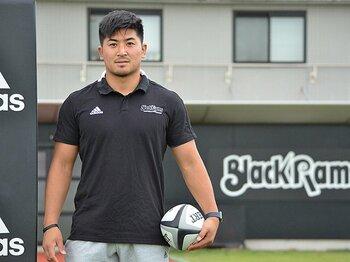 再びジェイミー・ジャパンの一員に。期待の若手、松橋周平がケガから復帰。<Number Web> photograph by Masataka Tara