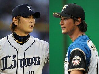 選手年俸、どう決める?~涌井とダルビッシュの大きな違い~<Number Web> photograph by Naoya Sanuki