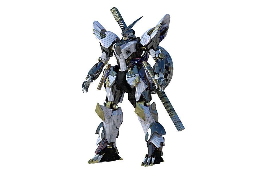 交流戦「1カ月戦争」を戦い抜いたロッテの最強ロボ・マジワラン。