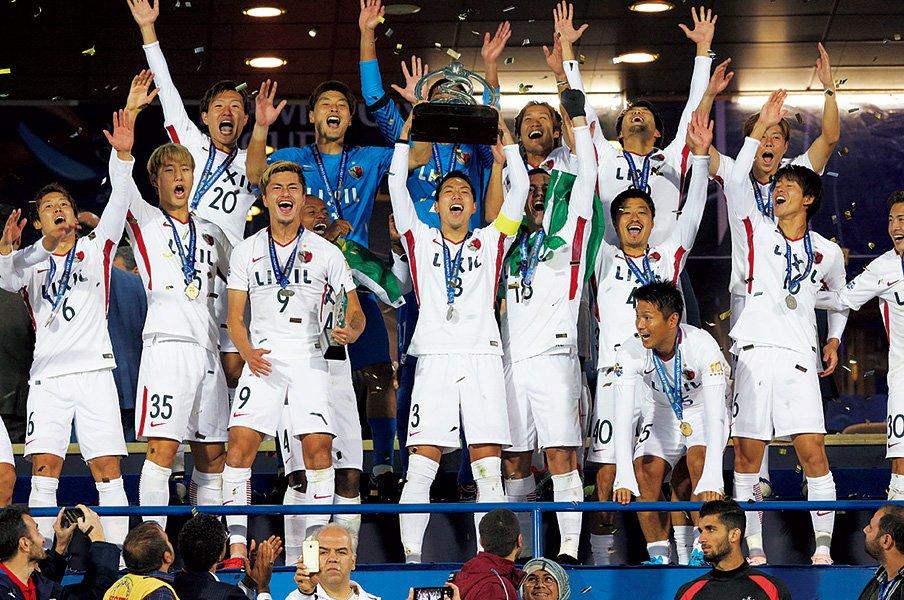 悲願のアジア制覇で20冠到達。鹿島が示した「変わらぬ」強み。~勝者の精神はいかにして受け継がれるか~<Number Web> photograph by J.LEAGUE