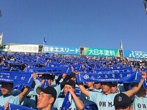 『サウスポー』『狙いうち』は飽きた!?甲子園がどよめいた近江の新応援とは。