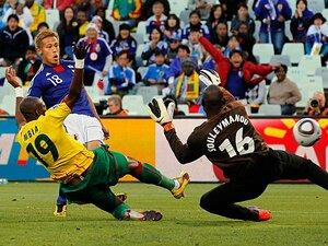 <THE DAY 2010> 本田圭佑 「日本が甦った日」 ~6月14日:南アW杯 日本vs.カメルーン~