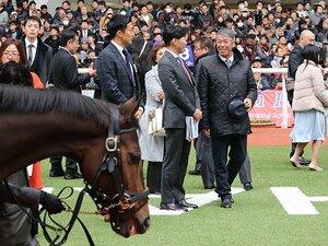 牡馬に挑んだグランアレグリアに、藤沢調教師が見出す「光るモノ」。