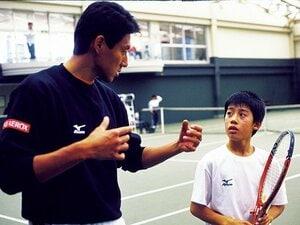 松岡修造が語る'95年ウィンブルドンベスト8の真実と、錦織圭への思い。