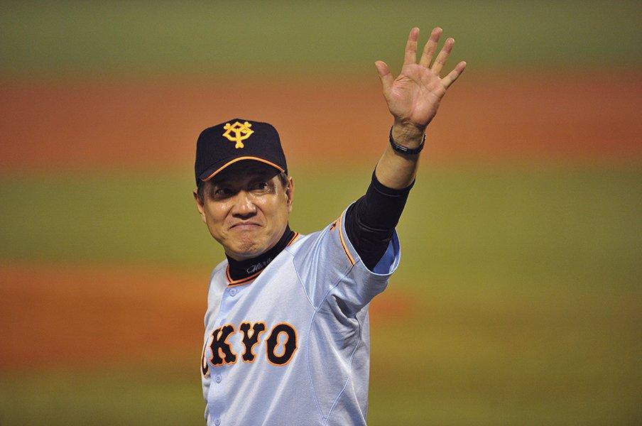 批判を恐れず実行しきる男・原辰徳。なぜ今、この名将が呼ばれたのか?<Number Web> photograph by Hideki Sugiyama