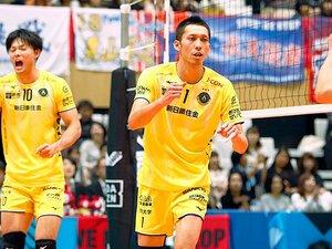 時には聞き入れない勇気と、欲。松本慶彦37歳は今もVリーグで一流。