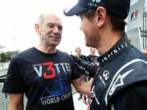 F1にシーズンオフの文字はない──。2013年の戦いはすでに始まっている!