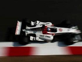 初のウェット・レースは貴重な体験に。